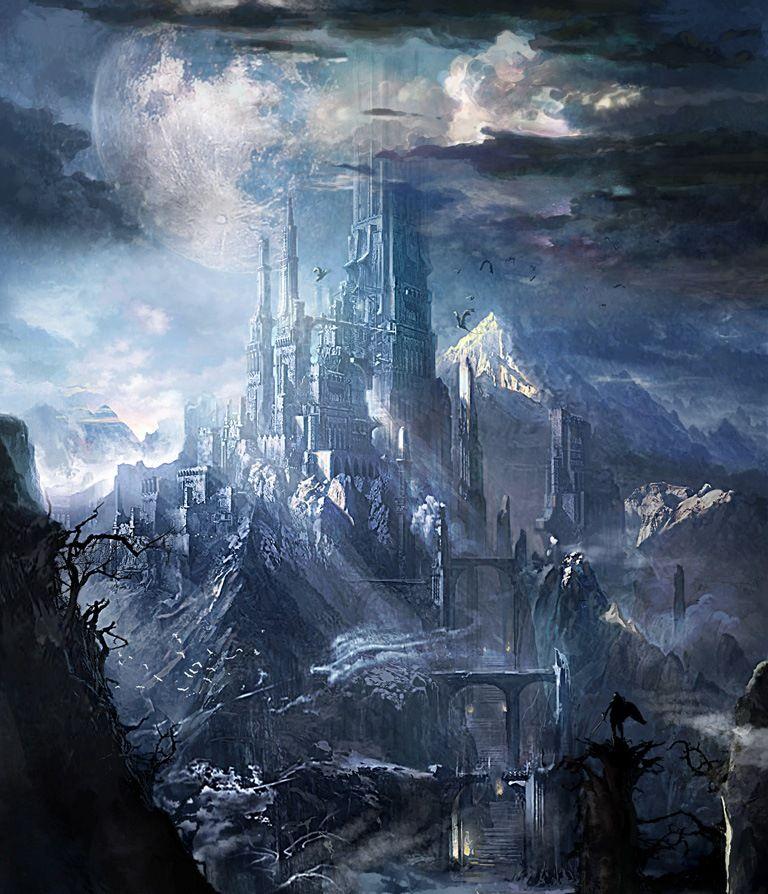 Асгард, Северная мифология, Древо Иггдрасиль